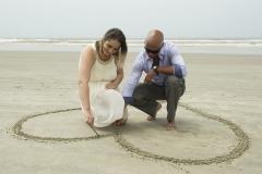 Ensaio Casal Pre wedding esession Praia (11)