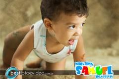 Ensaio fotografico Paint Baby suzano