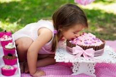 Ensaio fotografico Smash the cake ferraz vasconcelos