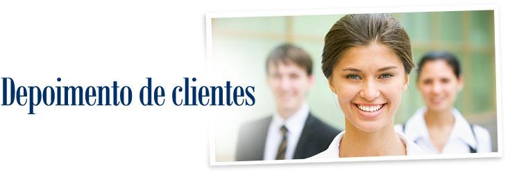 depoimentos de clientes