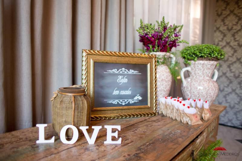 Tendências para decoração de casamento 2018